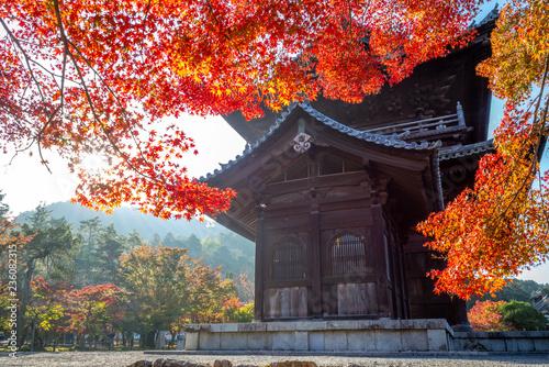 Photo sur Aluminium Kyoto Nanzen temple (Nanzenji or Zenrinji), Kyoto, Japan