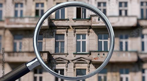 Fotografiet Immobilie begutachten