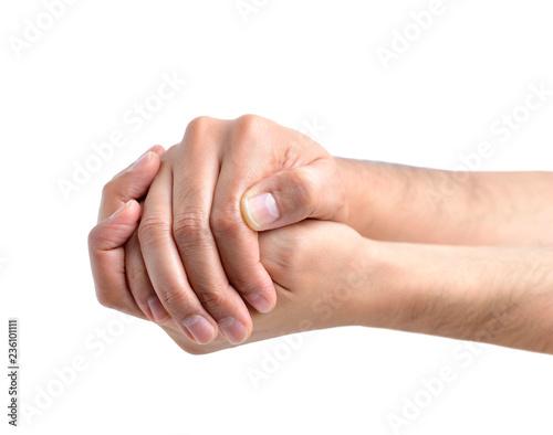 Foto  hand symbol