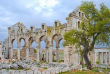 Church Of Saint Simeon Stylite...