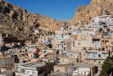 Maaloula - Christian City In S...