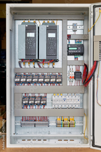 Outstanding Electrical Cabinet With Frequency Converters Controller Circuit Wiring Digital Resources Tziciprontobusorg