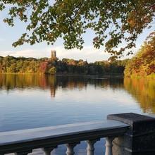 Wellesley College Pond
