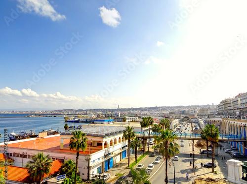 Fotografiet Algiers cityscape, Algeria