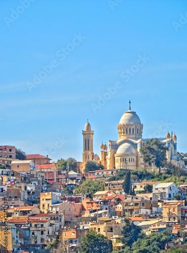 Fényképezés Algiers cityscape, Algeria