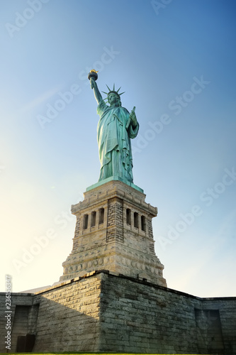 Keuken foto achterwand Verenigde Staten Statue of Liberty. Close up.