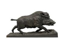 A Figure Of A Wild Boar From B...