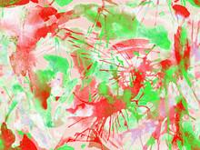 Liquid Seamless Pattern.