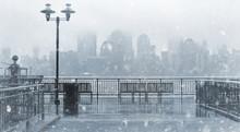 Toned Photo Of New York City S...