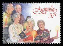 AUSTRALIA - CIRCA 1987: A Used...