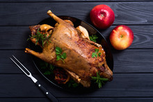 Roast Baked Duck