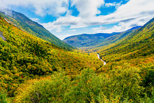 Crawford Notch Colors, New Hampshire