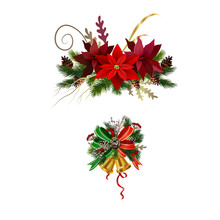 Christmas Festive Decoration F...