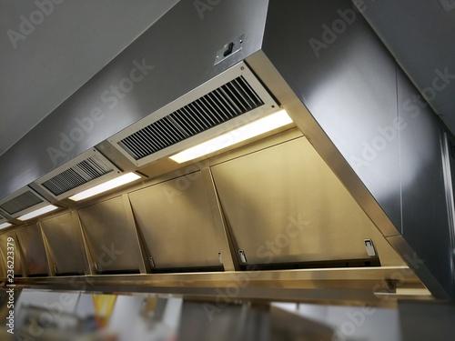 Fotografía  Extraction Hood Supply Air Return - Kitchen Ventilation Systems