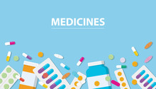 Medicines Drug Collection With...
