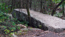 Flat Runway Rock Outcropping I...
