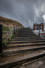 Whitby Seaside Town In The Nor...