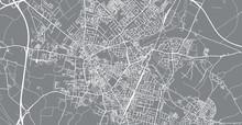 Urban Vector City Map Of Cambr...