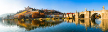 Scenic Wurzburg Town - Famous ...