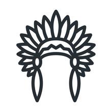 Native American Headdress Apac...