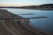 Klimawandel Wasserstand Möhnetalsperre November 2018 Körbeke,Sauerland NRW Deutschland