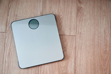 Bathroom Scale Seen In First P...