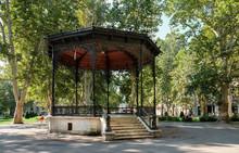 Beautiful Old Rotunda At Stros...