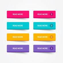 Read More Colorful 3d Button S...