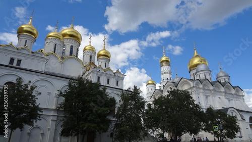 Obraz na płótnie Moskwa, Kreml