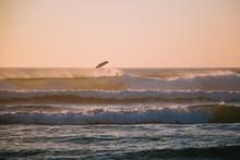 Surf Sunset Wipeout