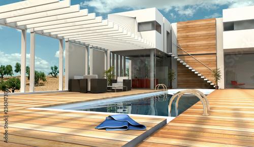Fotografia  Private pool