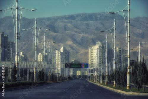 Photo Bitarap Turkmenistan Avenue