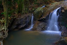 Cascades Of Kathu Waterfall, P...