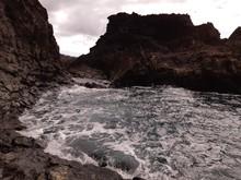 Plaża La Zamora La Palma