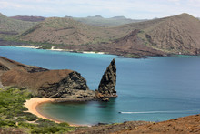 Pinnacle Rock, Galapagos Islands