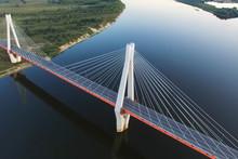 Beautiful Bridge Over The Rive...