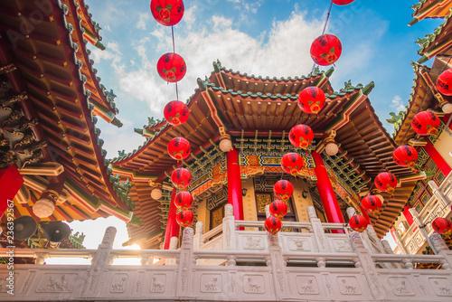 Cuadros en Lienzo  Taiwan , Temple 4