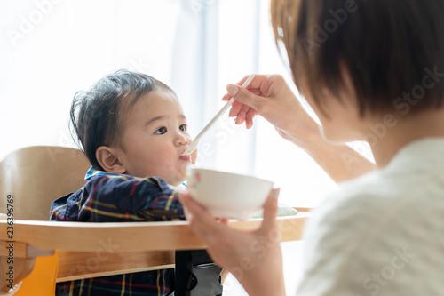 Photo 育児 子育て 離乳食