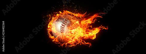 Fotografia, Obraz  fireball