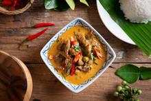 Curry With Beef Recipe (Panang Neua).