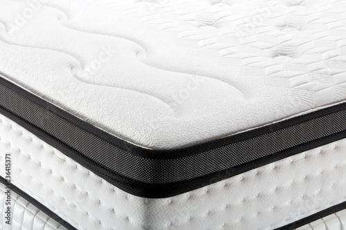 Cuadros en Lienzo Closeup bed Mattress