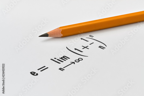 Famous mathematical constant