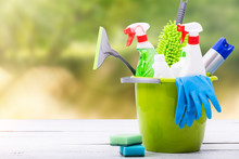 Cleaning Concept Of Cleaning S...
