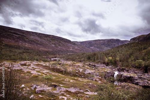 Poster Landschap Staburs Landscape 01
