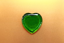 An Image Of Green Heart Made O...