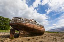 UK, Scotland, Highland, Ship W...