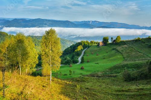 Autumn in Transylvania - the Apuseni Mountains