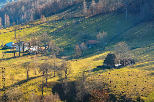 Autumn in Transylvania - the Apuseni Mountains