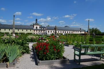 Czechy, Kuks - barokowy pałac i szpital