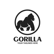 Creative And Strong Gorilla Lo...